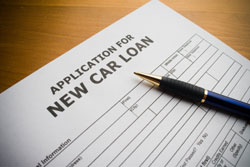 Car Loan Application - photo