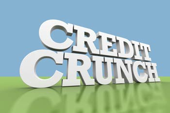 The credit crunch began in 2007 - photo