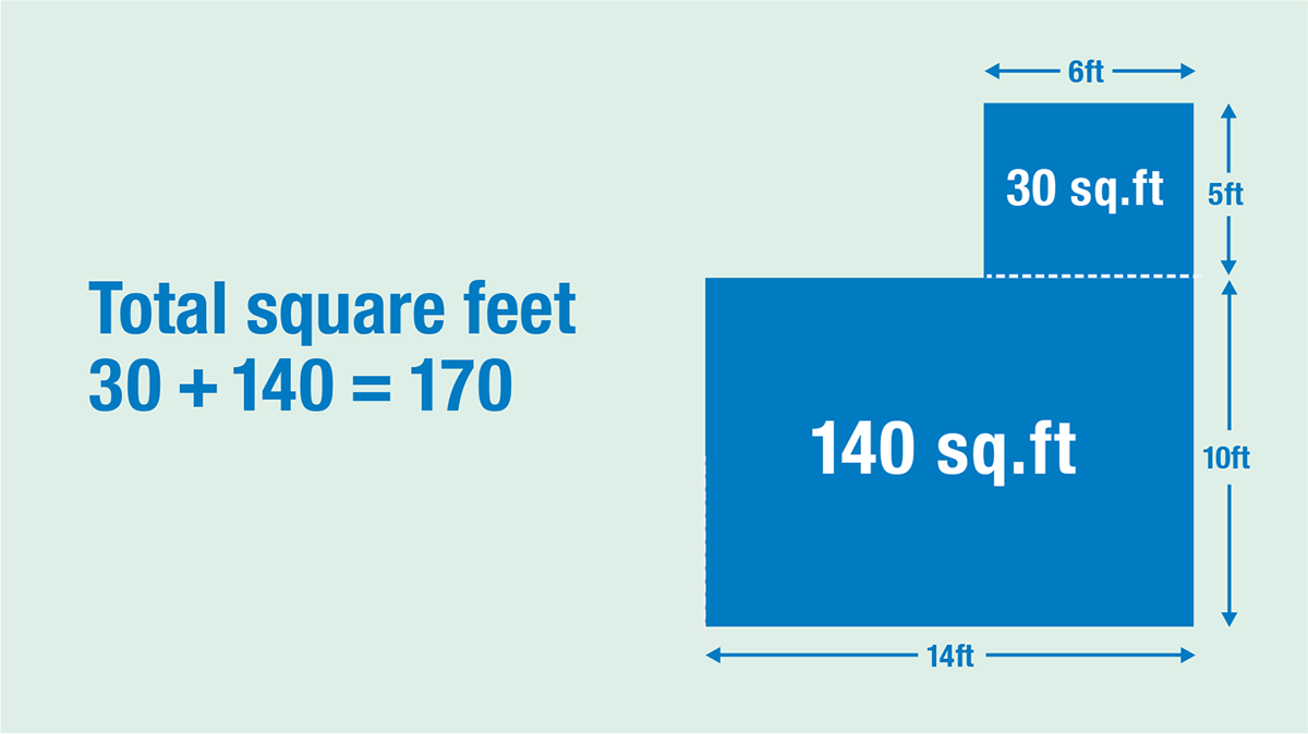 How To Calculate Square Footage