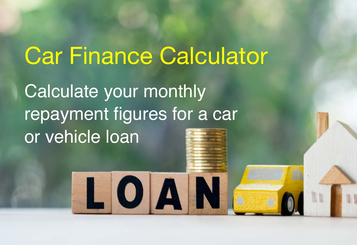 Car Finance Calculator Car Loan Calculator
