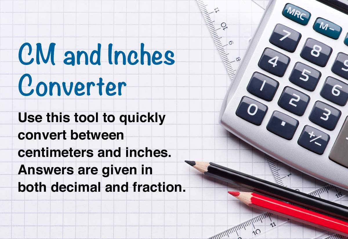 Convert Cm To Inches The Calculator Site