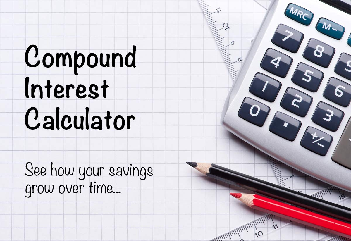 Compound Interest Calculator - The Calculator Site