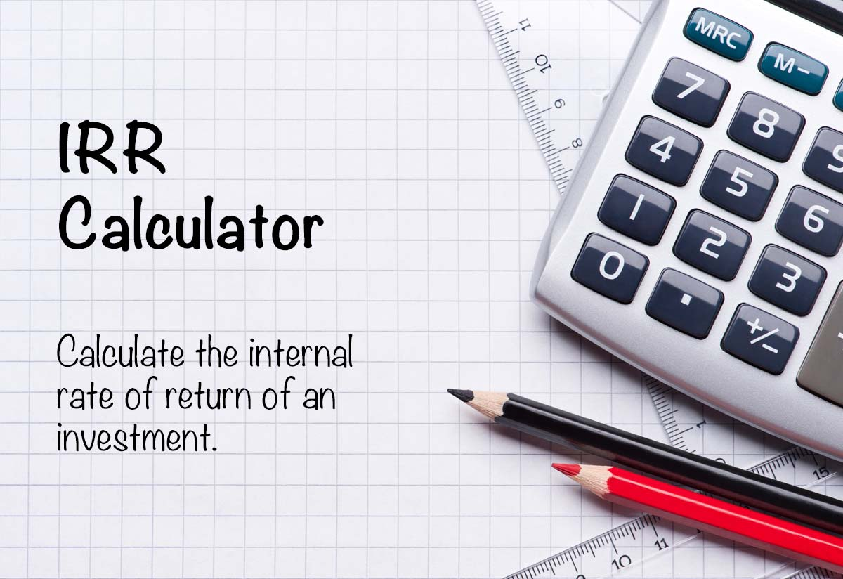 Irr Calculator