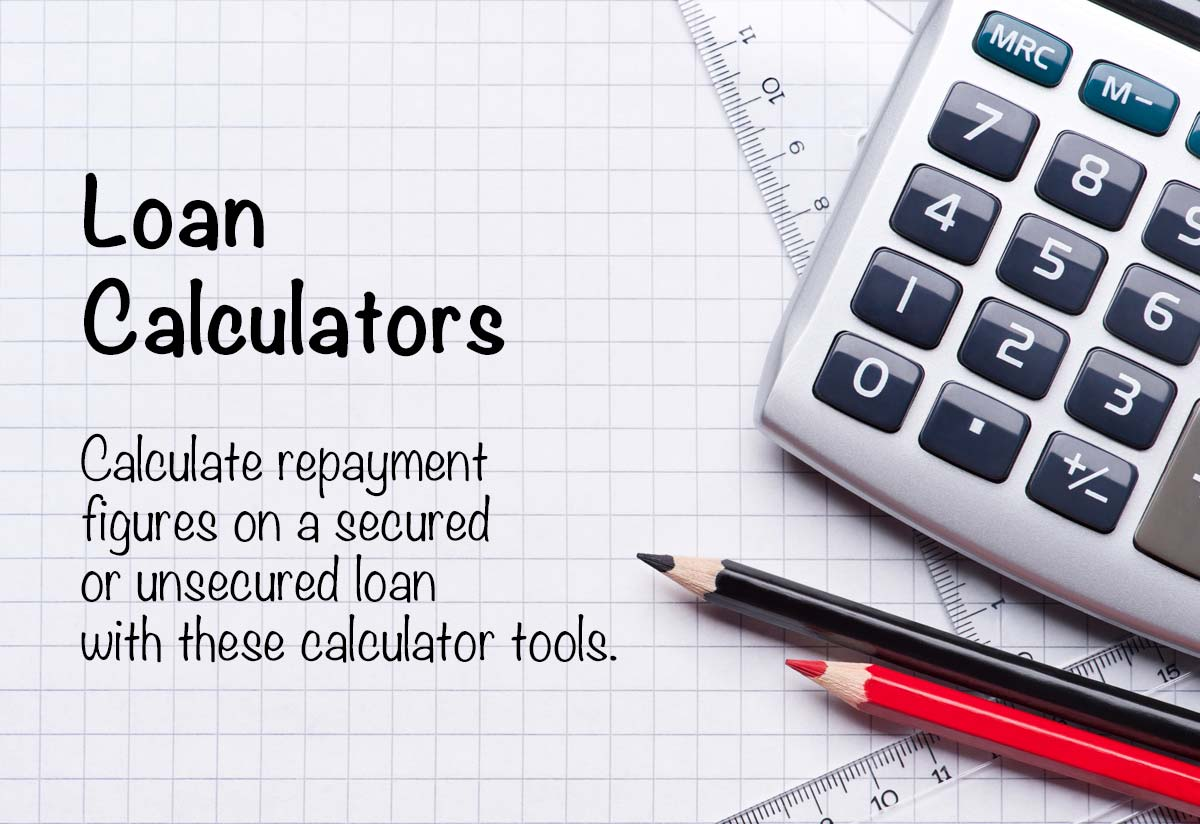 loan calculators the calculator site