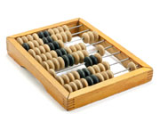 Photo of abacus